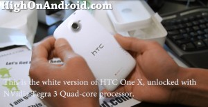 HTC One X Unboxing! [White]