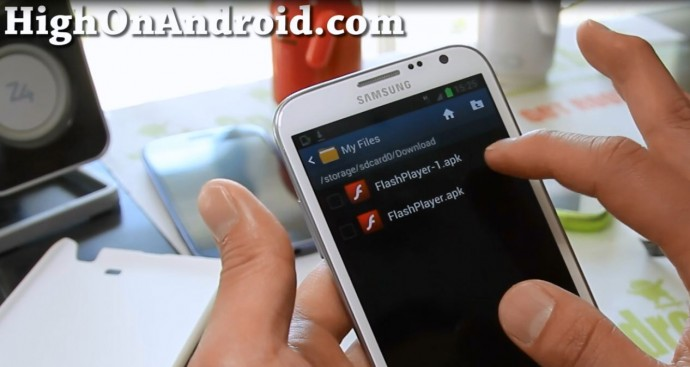 install_flash_player apk