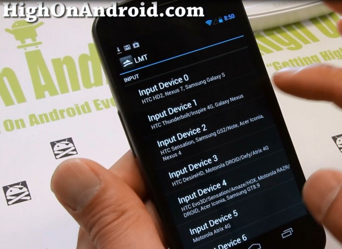 How To Add Pie Control To Any Rooted Android Smartphone/Tablet! [LMT