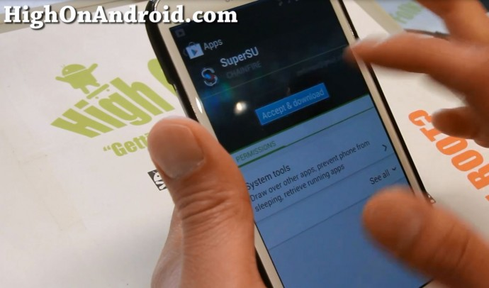 How to Unroot Any Rooted Android Smartphone or Tablet!! [1
