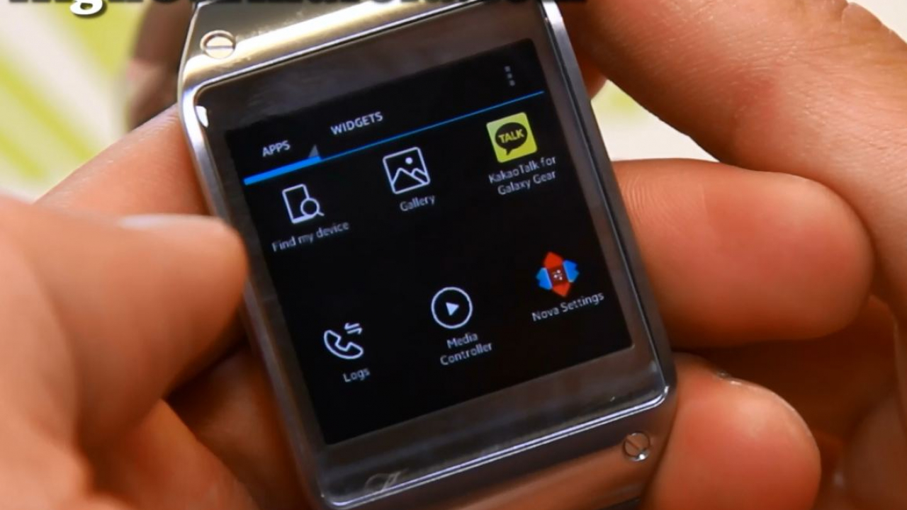 How to Install APK Files to Galaxy Gear! [Win/Mac/Linux