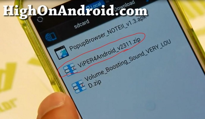 Viper4Android App for Rooted Android! [Best Audio App
