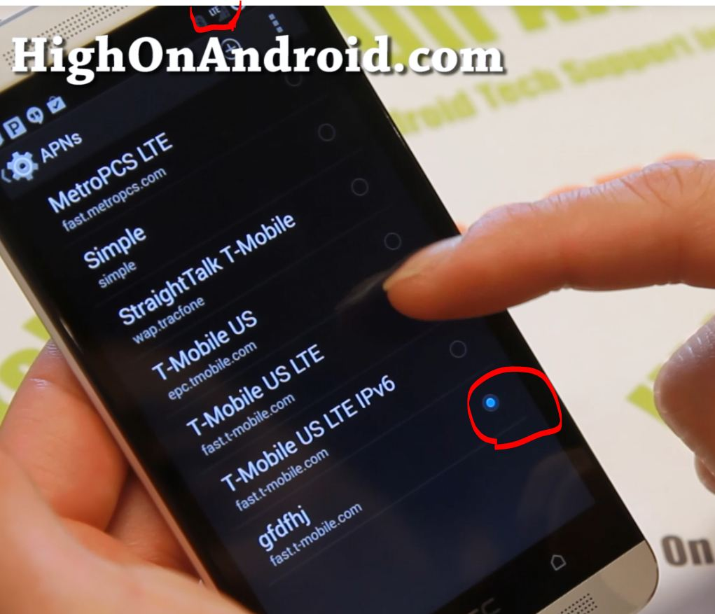 How to Fix 3G/4G LTE Data by Manually Setting APN on Android