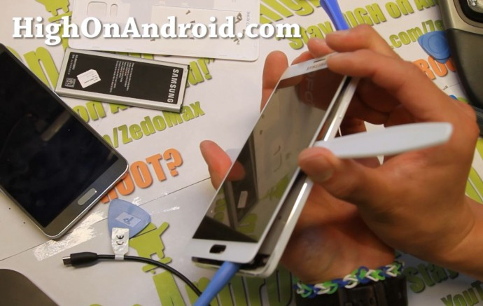 howto-disassemble-galaxynote4-for-repair-6