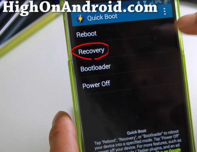 How to Backup/Restore ROM using TWRP Recovery