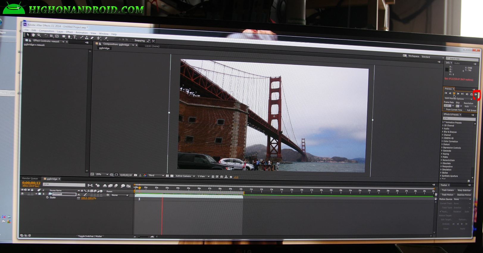 How to Make Hyperlapse Video with Android! [Advanced