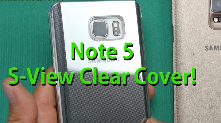 galaxynote5-sview-clear-cover-case