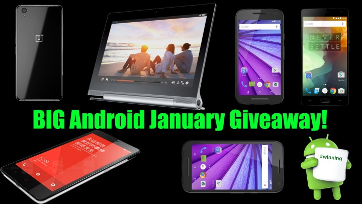 big-android-january-giveaway