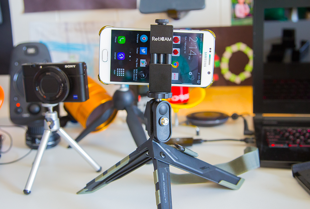 Can you hook up a gopro to an iphone