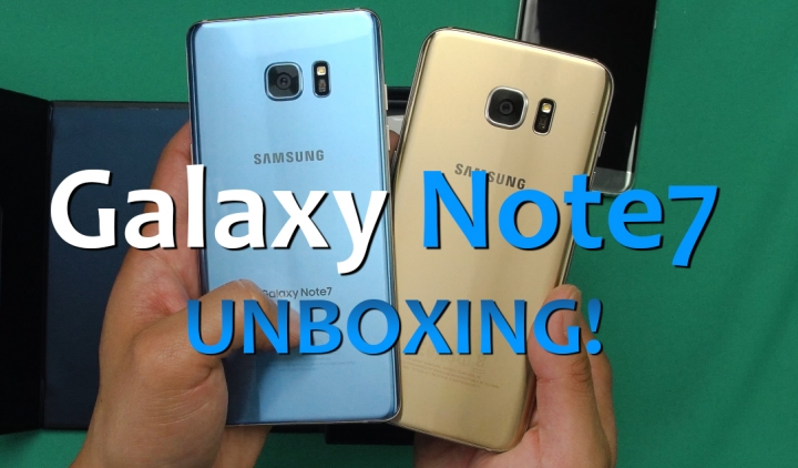 galaxynote7-unboxing
