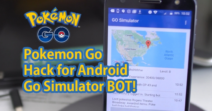 how to hack pokemon go android