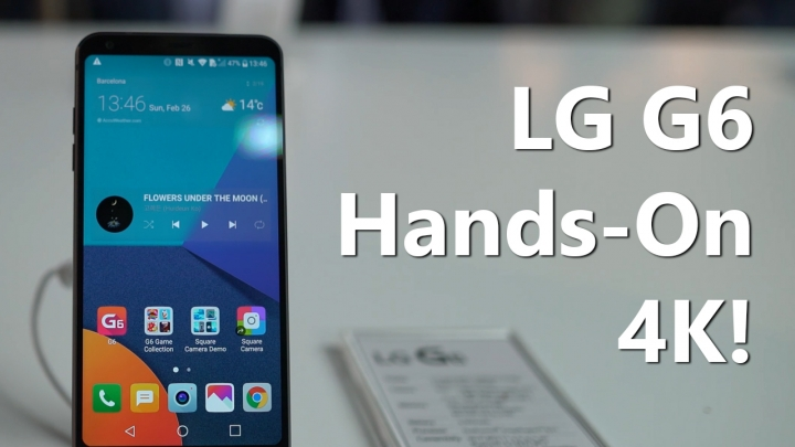 LG G6 Hands-On!