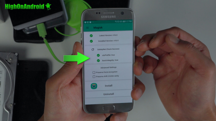 How to Install TWRP & Root w/ Magisk on Samsung Android