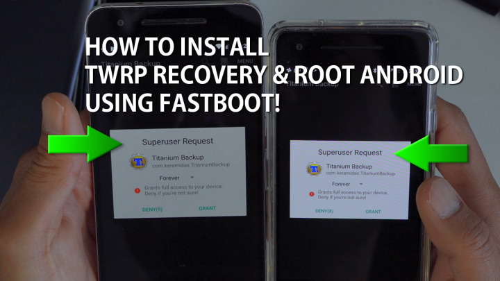 root android 7.0 without twrp