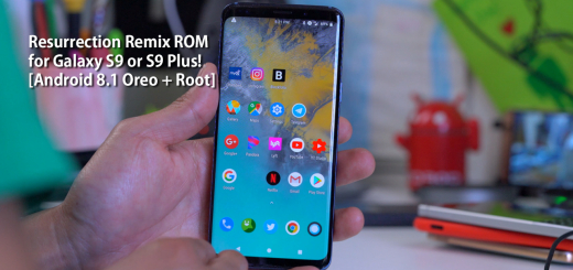 Root Note 8 Android Pie