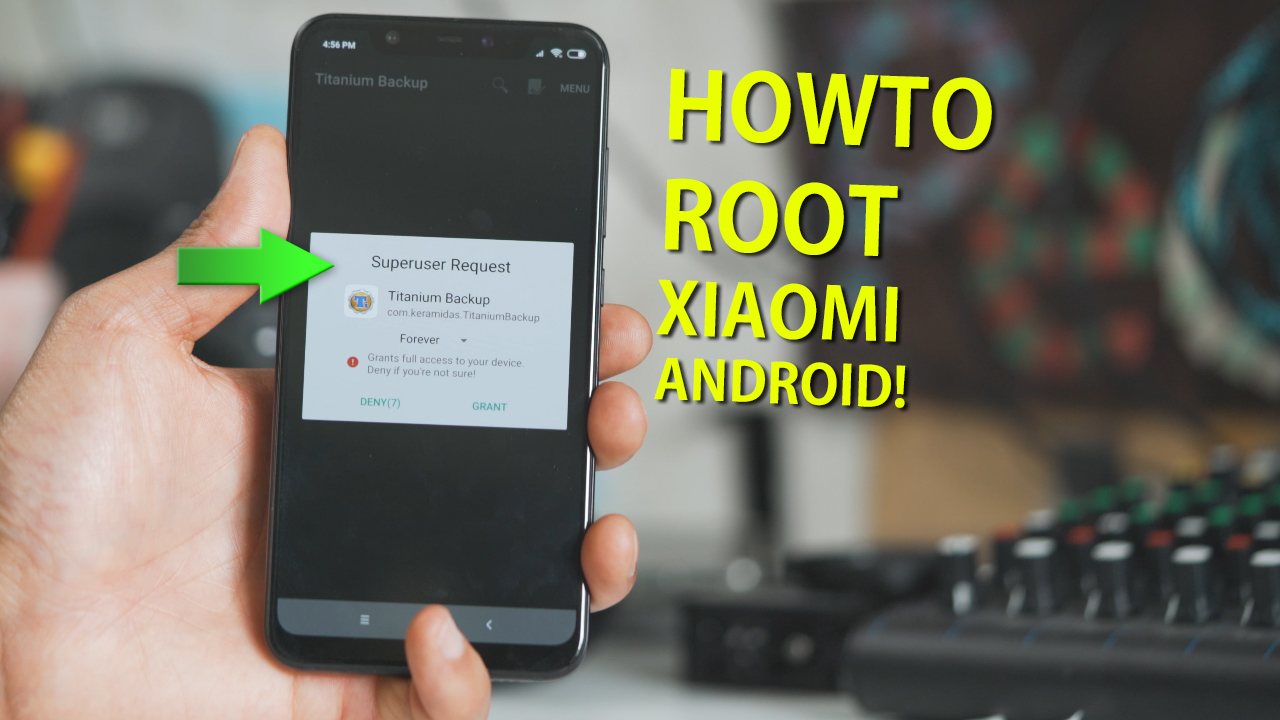How to Root Xiaomi Android! [Universal Method