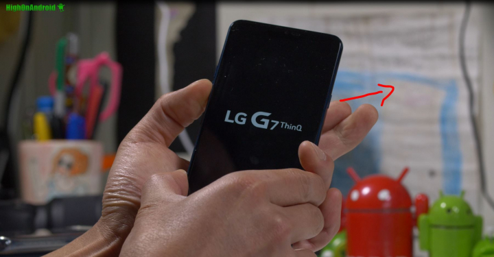 How to Fix LG G7(Or Any LG) Bootloop & Flash Another Country