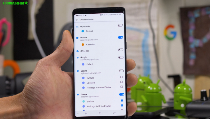 Microsoft Launcher Review! [Android App] | HighOnAndroid com
