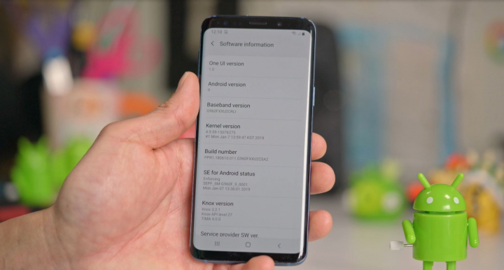 How to Root Galaxy S9/S9+ on Android 9 0 Pie